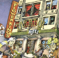 The Flower Kings ‎– Paradox Hotel 2 CD NEW