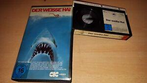 BETA Rarität - Der weisse Hai (JAWS) CIC Taurus Erstauflage - alte Synchro
