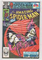 Amazing Spiderman #223 John Romita Jr 9.0