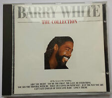 Barry White The Collection