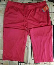 Danskin now 20 pink mesh loose active drawstring waist exercise pants