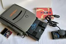 NEC PC Engine SUPER CD-ROM2 Unit System and Coregrafx console set /tested-b117-
