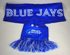 L012466 MLB Russell Martin 55 - Toronto Blue Jays / Scarf / Bud Light / Genuine