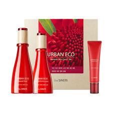 [THESAEM] Urban Eco Waratah Moisturizing Skin Care 2 Set - 1pack (3items)