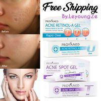Provamed Acne Treatment Reduce Dark Spots Fast Clear Acne Spot Gel Reduce Pores