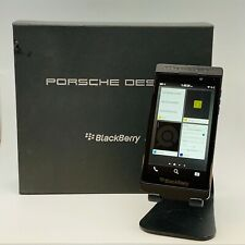 BlackBerry Porsche Design P9982 16GB 4G LTE Unlocked Smartphone - Black