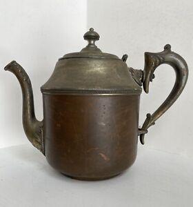 NEW ESTATE Vintage ARGENTE SILVERPLATED COFFEE POT SUGAR CREAMER TRAY SET     RL