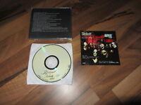 SLIPKNOT Vol 3 The Subliminal Verses Interview CD RARE 2004 GERMANY promo CD EP