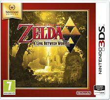 The legend of Zelda a link between worlds select JEU 3DS NEUF
