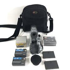 New ListingCanon Zr90 Mini Dv MiniDv Camcorder Video Tape Cassette Record Play Accessories