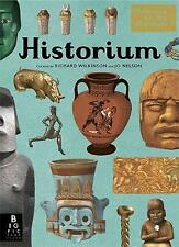 Historium (Welcome to the Museum), Jo Nelson and Richard Wilkinson, New Book