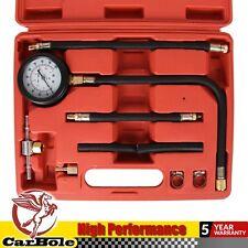 Cars Trucks Fuel Oil Injection Pump Injector Tester Test Pressure Gauge Gasoline