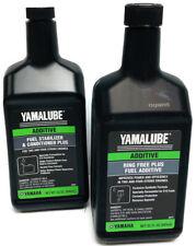 YAMAHA YAMALUBE Ring Free Plus & Fuel Stabilizer Additive Outboard Pack 32oz.