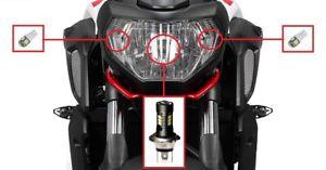 Yamaha FZ09 MT09 LED Headlight Plug and Play Pilot Park Lights Set  2014-2016