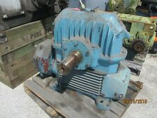 rebuilt Radicon worm reducer Asu14-40-1 large right angle