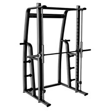 PowerGym Commercial Olympic Smith Machine Squat Rack Bench Press Gym Fitness
