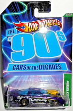 Hot Wheels 2011 Cars of the Decades The 90s PRO STOCK FIREBIRD