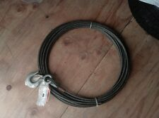 """Warn 100' length 3/8"""" dia. Winch Cable NEW -TRUCK/JEEP 4x4 Warn 27569 14,400 lb."""