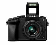 Panasonic DMC-G70KEG-K Lumix G Systemkamera inkl. 14-42mm - 4K - DMC G 70