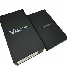 LG V50S ThinQ Black 256GB - Dual Screen LM-V510N  Brand New! Unlocked Single SIM