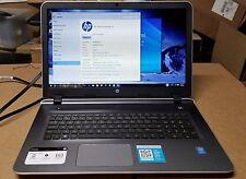 "HP Pavilion 17-g161us 17.3"" HD Intel Core i3-5020U 6GB 1TB Win 10 Silver Laptop"