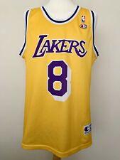LA Los Angeles Lakers 90s Bryant NBA Champion USA rookie basket shirt jersey