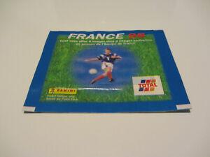 Pochette Panini World Cup France 98 - WM 1998 - Version TOTAL - Bustina - Tüte