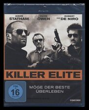 BLU-RAY KILLER ELITE - JASON STATHAM + CLIVE OWEN + ROBERT DE NIRO - Action *NEU