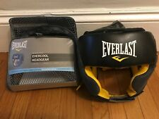 Everlast Evercool Headgear - Level Iii - With Case - Excellent Condition !