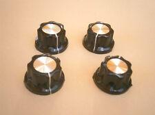 Cuatro Knobs Pedales Potenciometro Botones Pedal 6.35 mm. Knöpfe Boutons Poti