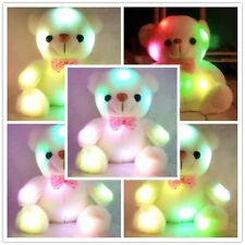 Toys For Girls LED Stuffed Bear Toy Kids Night Light 5 6 7 8 9 10 Year  Cool Toy