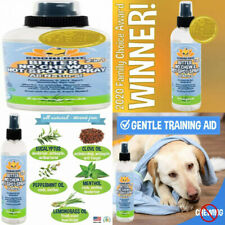 Bodhi Dog New Bitter 2 in 1 No Chew & Hot Spot Spray | All Natural 8oz