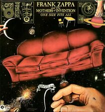 33T - FRANK ZAPPA - One size fits all