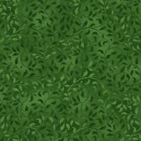 "Wilmington Prints Emerald Green  Climbing Vine 45"" Wide Quilting 100% Cotton SBY"