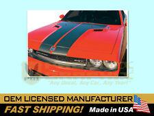 2008 2009 2010 2011 2012 2013 2014Dodge Challenger SRT8 Hood Header Decal Stripe