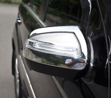 Mercedes W164 ML X164 GL Chrome mirror covers From 2008 to 05/2010
