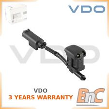 WINDSCREEN WASHER FLUID JET BMW 5 E39 VDO OEM 61668361039 246080023001Z