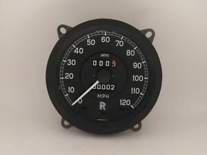 Speedometer 120MPH Fits Rolls Royce Silver Cloud S3 NOS Smiths Brand   SN6328/04