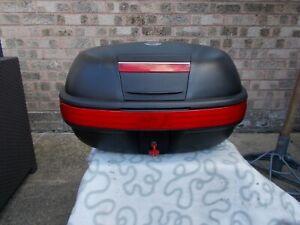 Givi Kappa  Monokey E460  Topbox Top box hard luggage