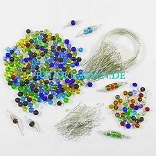 Mode Trend Perlen wickeln 500 tlg. mit Draht und gratis Anleitung im Set PAKET