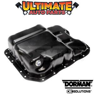 Lower Oil Pan (2.0L w/Manual Transmission) for 13-16 Mitsubishi Outlander Sport