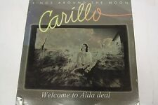 """Carillo, Ring Around The Moon Lp (New/Sealed) 12"""""""