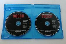 FYC 2015 BOSCH Emmy Promo DVD Set Amazon SEASON 1 M. Connelly & Titus Welliver