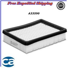Air Filter For 86/05 Chevrolet Cavalier Pontiac Sunfire Trans Sport 2.3 3.8L