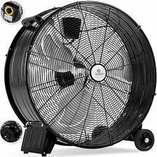 KESSER® Bodenventilator Ø60cm Windmaschine Trommelventilator Industrieventilator