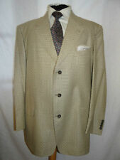 Wool Three Button Regular Textured Suits & Tailoring for Men