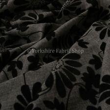 Telas y tejidos florales rollo