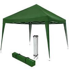 Gazebo pieghevole da giardino tendone fisarmonica tenda per festa eventi 3x3 ver
