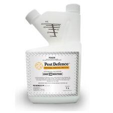 PEST DEFENCE TERMITICIDE - 1 LITRE DIY Termite Poison Spray - Bifenthrin