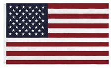 PringCor Embroidered American Flag Old Glory Durable 210D Nylon US USA Patriotic